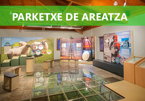 CENTRO INTERPRETACION AREATZA